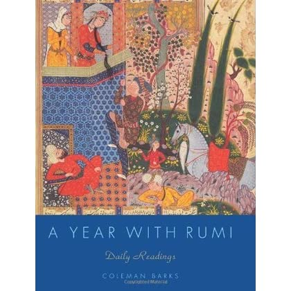 A Year With Rumi Daily Readings By Rumi