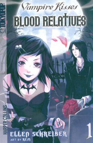 Vampire Kisses: Blood Relatives, Vol. 1 (Vampire Kisses: Blood Relatives, #1)
