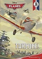 Takeoff! (Disney Planes) (Super Coloring Book)