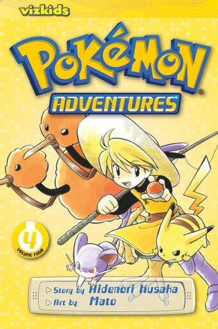 Pokémon Adventures, Vol. 4