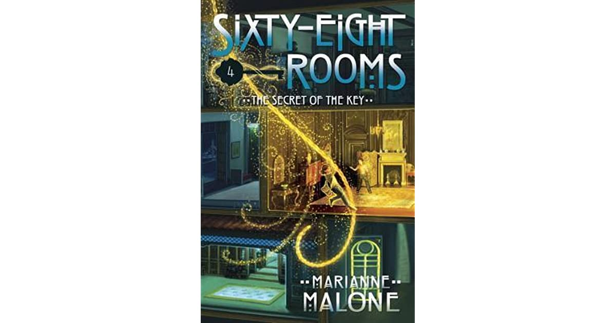 The Sixty Eight Rooms Book