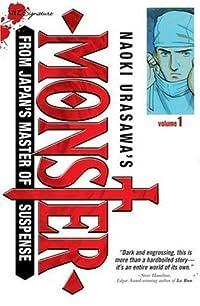 Naoki Urasawa's Monster, Volume 1: Herr Dr. Tenma