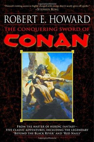 The Conquering Sword of Conan (Conan the Cimmerian, #3)