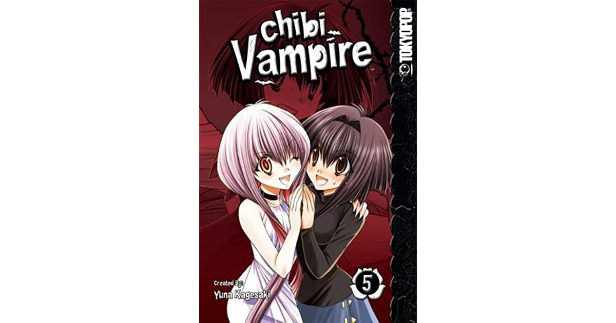 Read Chibi Vampire Vol 05 By Yuna Kagesaki
