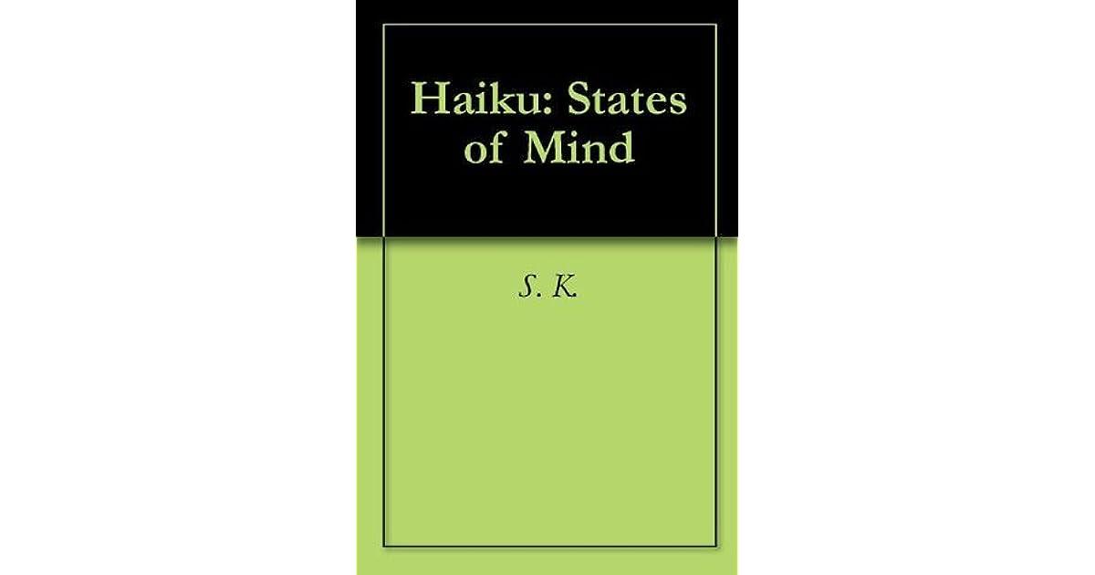 Haiku: States of Mind