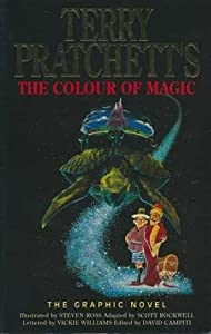 The Colour of Magic: Graphic Novel (Discworld, #1)