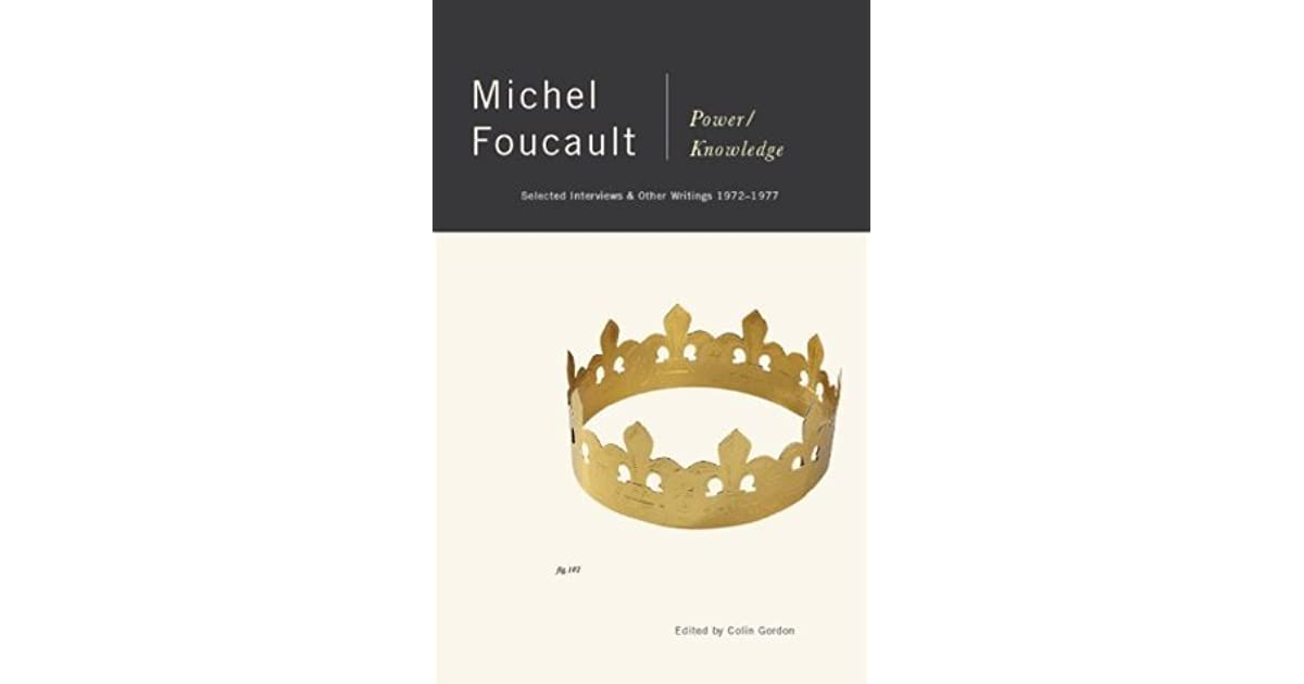 Powerknowledge selected interviews and other writings 1972 1977 powerknowledge selected interviews and other writings 1972 1977 by michel foucault fandeluxe Choice Image