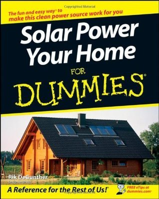 Solar Power Your Home For Dummies (Malestrom)