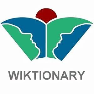 German-English Wiktionary for Kindle