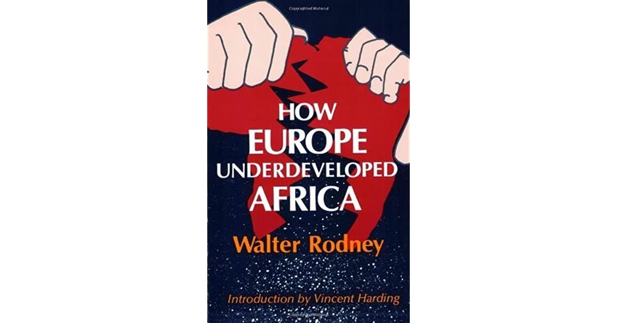how colonialism underdeveloped africa