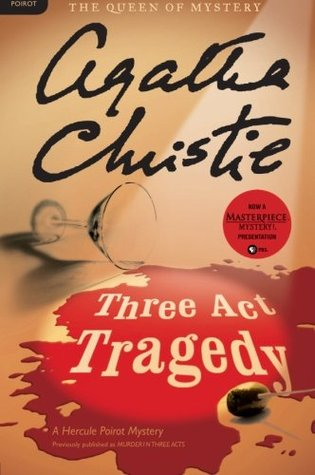 Three Act Tragedy by Agatha Christie