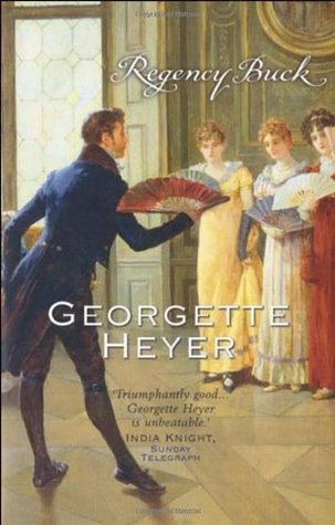 Regency Buck (Alastair-Audley, #3) by Georgette Heyer