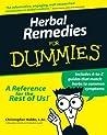 Herbal Remedies for Dummies