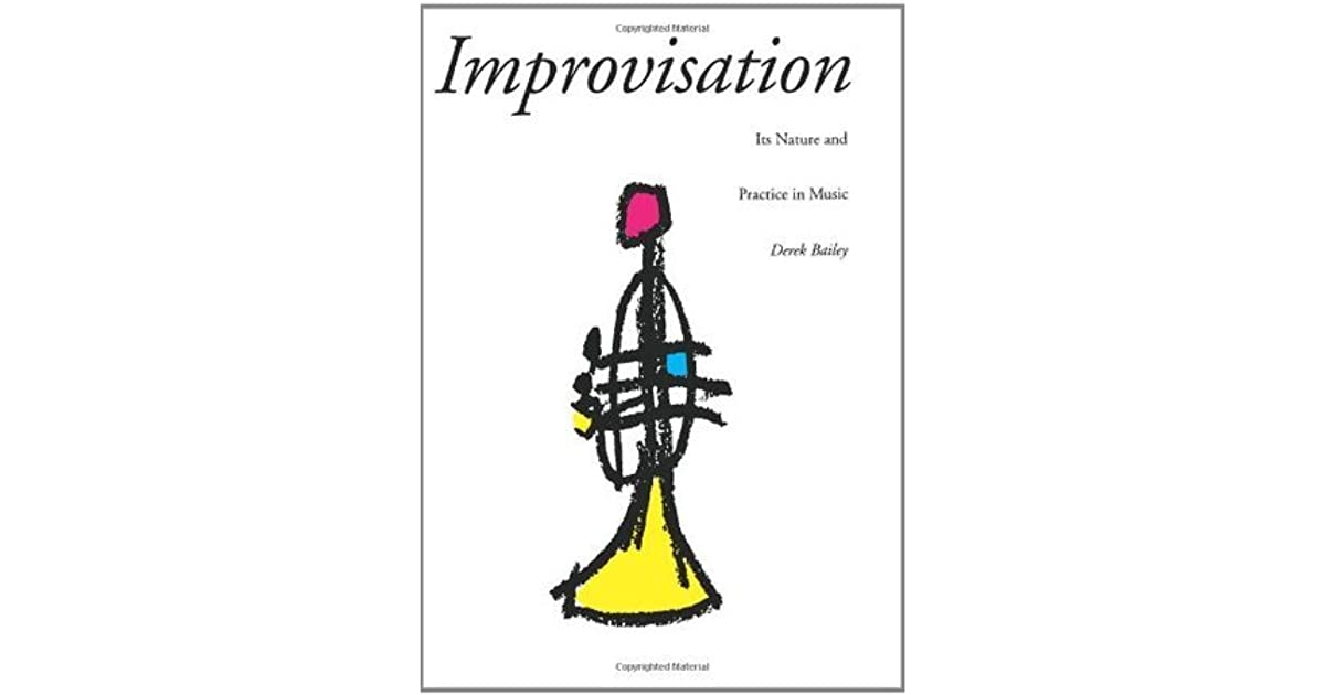 an analysis of improvisation in music Musical improvisation (also known as musical extemporization) is the creative activity of immediate (in the moment) musical composition, which combines performance with communication of emotions and instrumental technique as well as spontaneous response to other musicians.