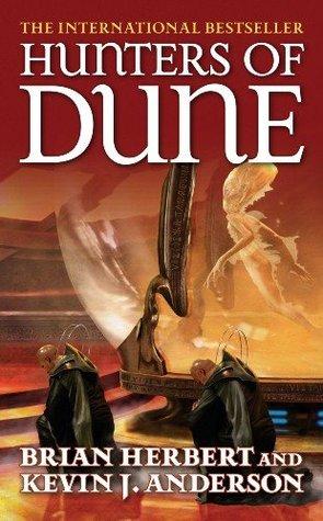 Hunters Of Dune Dune Chronicles 7 By Brian Herbert