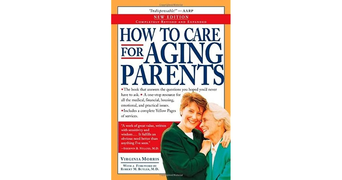 how to care for aging parents essay