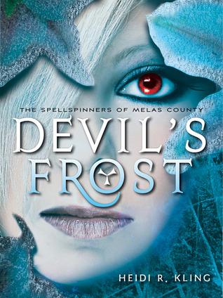 Devil's Frost (The Spellspinners of Melas County, #3)
