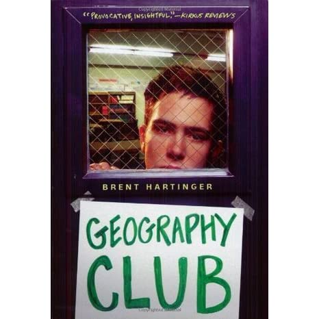 A review of the book the geography club by brent hartinger