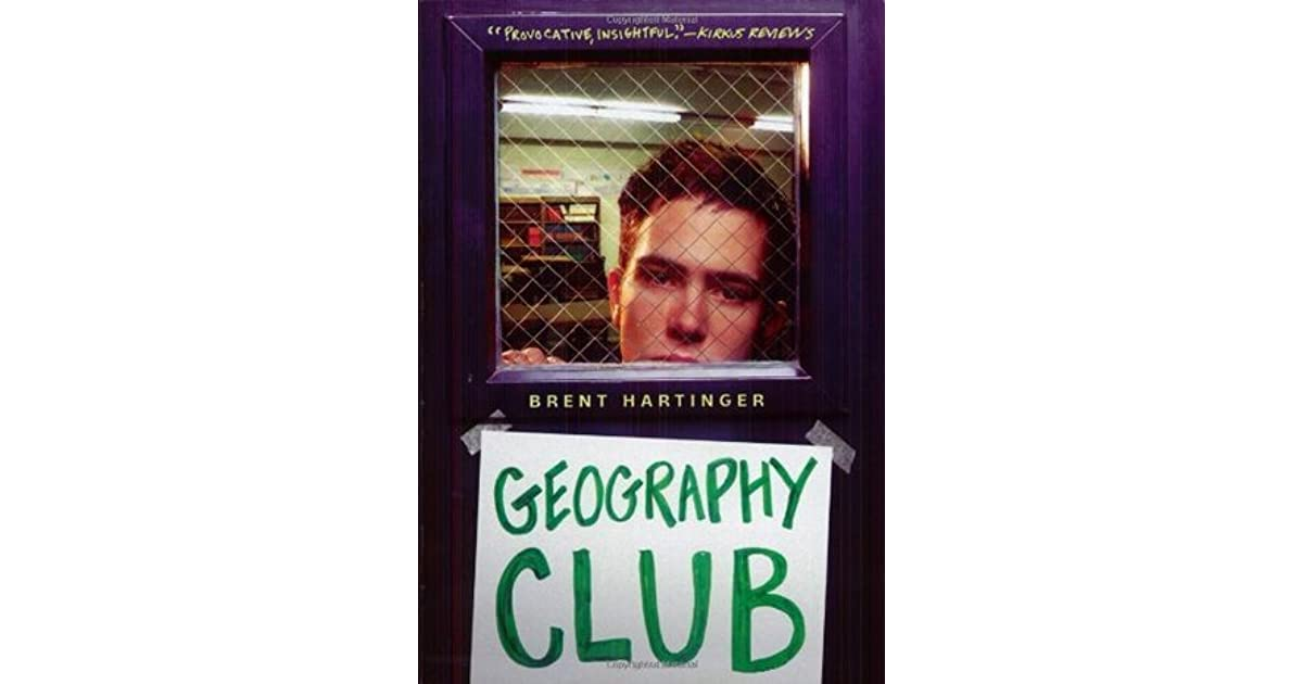 Read Geography Club Russel Middlebrook 1 By Brent Hartinger