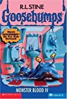 Monster Blood IV (Goosebumps, #62)