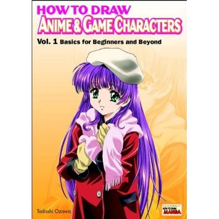 How to draw anime and game characters vol 3 pdf