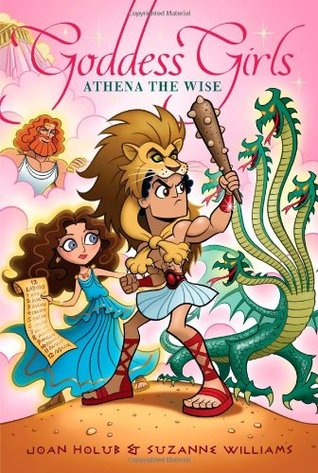 Athena the Wise by Joan Holub