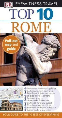 DK Eyewitness Top 10 Travel Guide Rome 2018