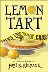 Lemon Tart (A Culinary Mystery, #1)