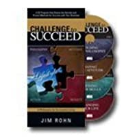 Jim Rohn The Challenge to Succeed 6 Audio CDs (MP3)