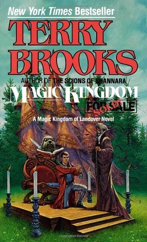 Magic Kingdom for Sale—Sold! by Terry Brooks