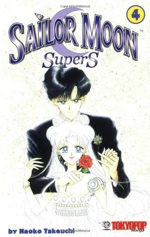 Sailor Moon SuperS, #4