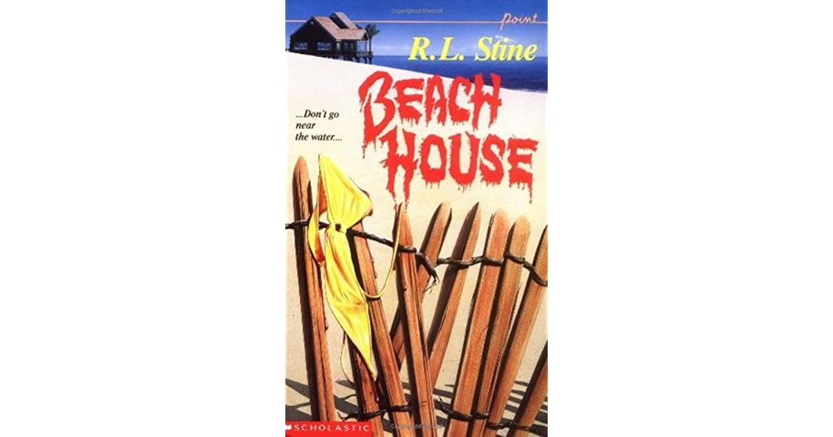 beach house book rl stine