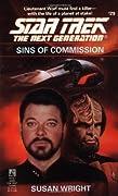 Sins of Commission (Star Trek: The Next Generation, #29)