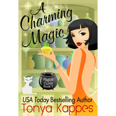 Download A Charming Magic Magical Cures Mystery 5 By Tonya Kappes