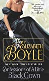 Confessions of a Little Black Gown (Bachelor Chronicles, #4)