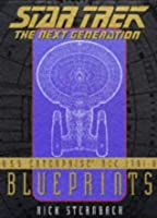 BLUEPRINTS: STAR TREK: NEXT GENERATION NCC-1701-D (Star Trek: The Next Generation)