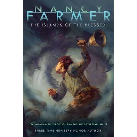 The islands of the blessed sea of trolls 3 by nancy farmer fandeluxe Epub