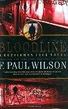 Bloodline (Repairman Jack, #11)