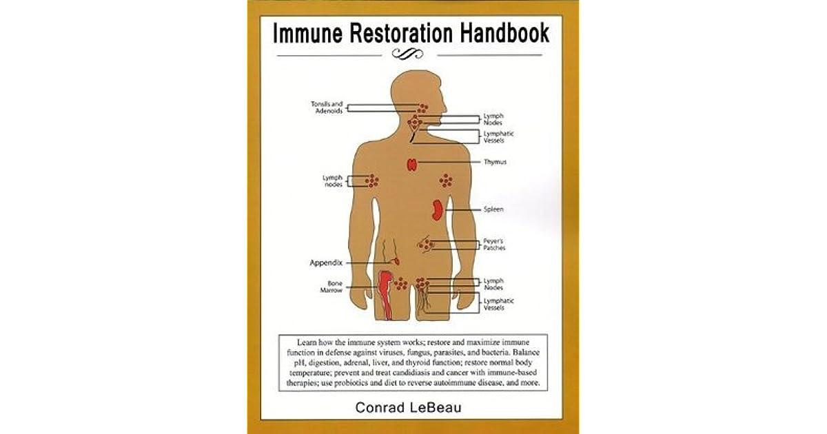 Immune Restoration Handbook By Conrad Lebeau