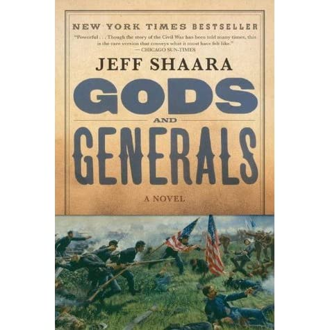 an analysis of general lee and general jackson in gods and generals by jeff shaara Gods and generals is a novel which serves as a prequel to michael shaara jeff shaara has written the ( general robert e lee , major general.