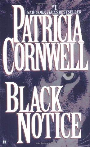 Read Black Notice Kay Scarpetta 10 By Patricia Cornwell