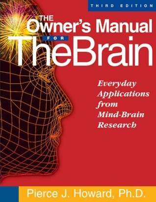 Book cover the owners manual for the brain