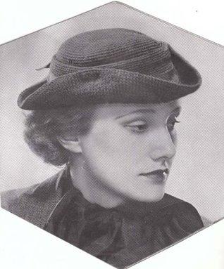 Cleric Tricorne Hat Beret Cap Vintage Crochet Pattern EBook Download (Needlecrafts)