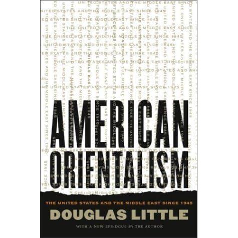 american orientalism douglas little pdf