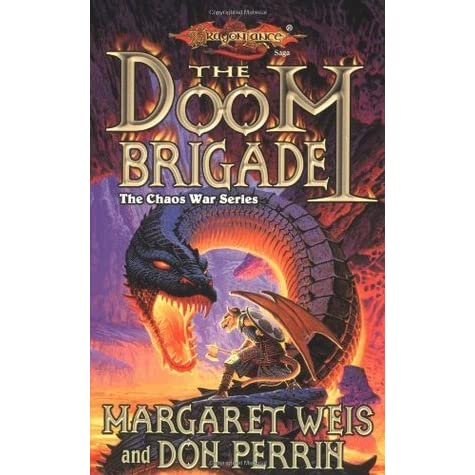 Related Book : The Doom Brigade The Chaos War Series