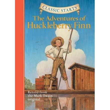 the free spirited huck in the adventures of huckleberry finn a novel by mark twain Is mark twain's adventures of huckleberry finn (huck finn) worthy of all its critical acclaim, or merely an offensive piece of garbage that should be rid of its status as a masterpiece of american literature while praise for the novel abounds, it once was rejected by many high-society circles and.