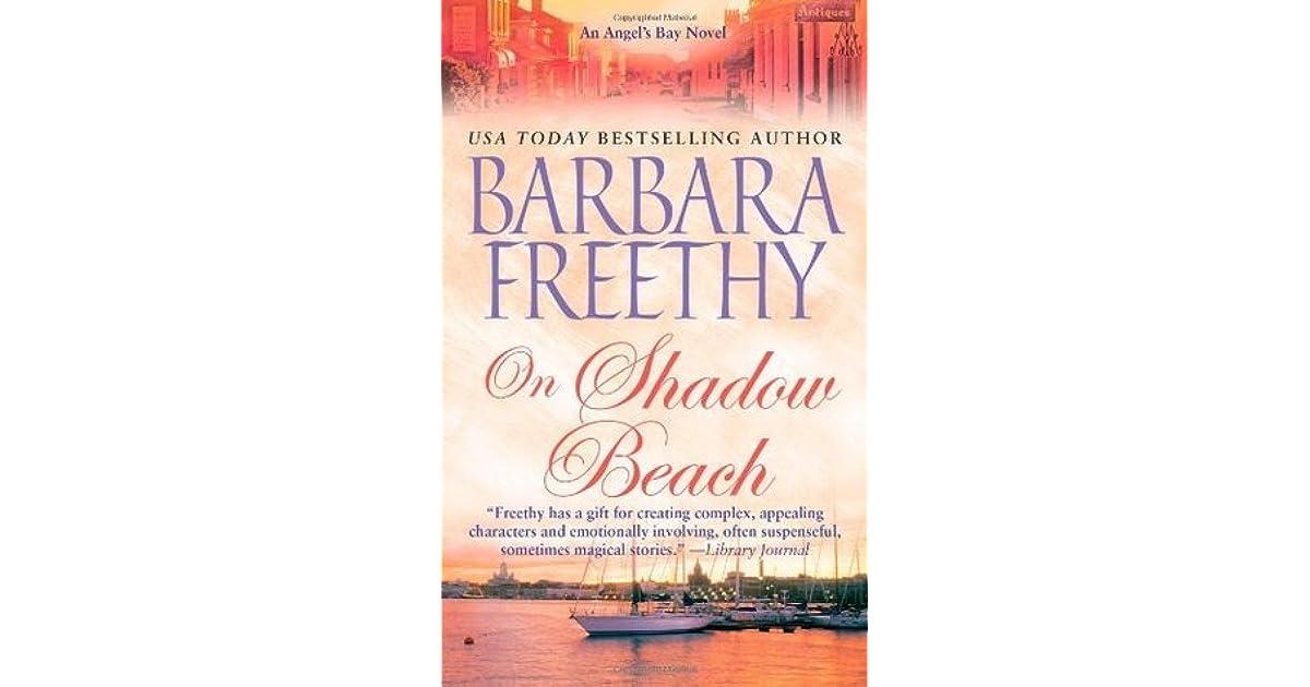 On Shadow Beach (Angel's Bay, #2) by Barbara Freethy