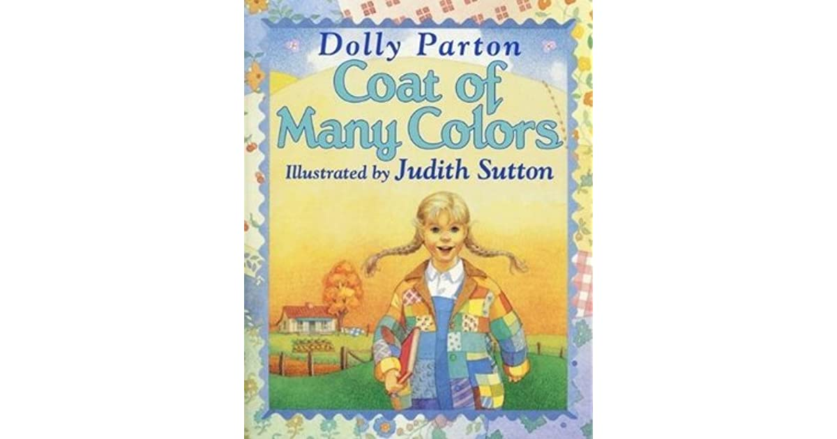 Coat of many colors by dolly parton