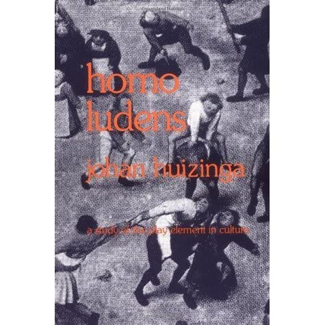 Homo ludens a study of the play element in culture by johan huizinga fandeluxe Choice Image