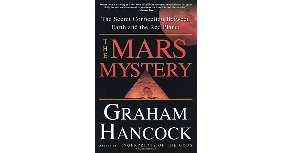 Graham Hancock Books Pdf
